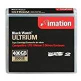 Imation I16598 LTO Ultrium 2 - 200 GB / 400 GB storage case - storage media