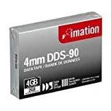 Imation Dds90  4Mm  90M  Dds1  2/4*Gb