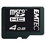 Emtec EKMSDM4GB60XHC Micro Secure Digital 4096 MB