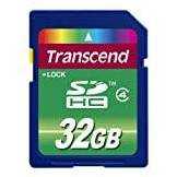 Transcend TS32GSDHC4 Secure Digital High Capacity Classe4 32gb