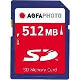 Agfa SD Secure Digital 512 MB