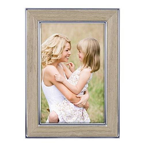 Hama Lillehammer Single picture frame - picture frames (Metal, Single picture frame, 15 x 20 cm)