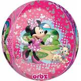 Anagram Palloncino in plastica Minnie