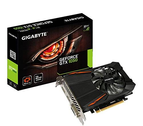 Gigabyte GeForce GTX 1050 D5 NVIDIA 2GB