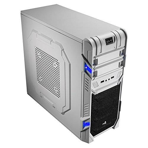 Aerocool GT Advance Case ATX Middle Tower, Bianco