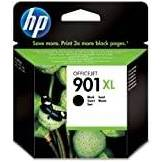 HP CC654AE 901XL DJ4580, getto d'inchiostro, cartuccia originale, colore: Nero