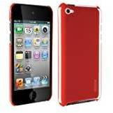 Philips DLA1272/10 Custodia rigida per Apple iPod Touch 3G, colore: Rosso