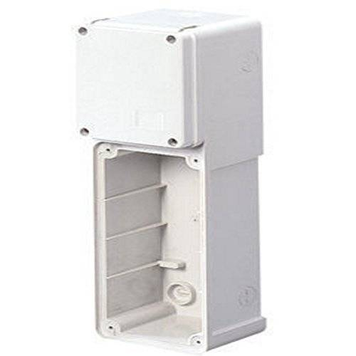 Gewiss GW66691 White outlet box - outlet boxes