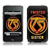MusicSkins Twisted Sister - Logo per Apple iPod touch (2G/3G)