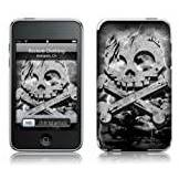 MusicSkins Rockett Clothing - Lightning Skull, Skin per Apple iPod touch  2a/3a G