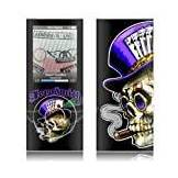 MusicSkins Aerosmith - Poker Skull per Apple iPod nano (4G)