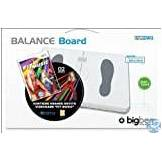 BigBen Interactive WII Balance Board + FIT Music Board / tappeto