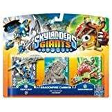 Activision Skylanders GIANTS - Battle Pack 1: Chop Chop, Shroomboom, Dragonfire Cannon (alle Systeme)