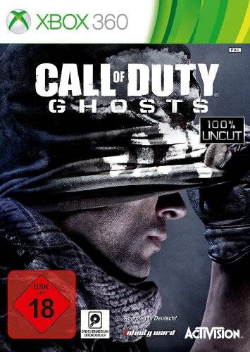 ACTIVISION Call of Duty: Ghosts (100% uncut) [Edizione: Germania]