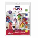 Staedtler 8023 10 Set Pasta per Fimo So Base Im