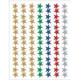 Creative FOIL STICKERS ASSORTED STARS