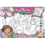 Anker Dora Poster Art Set for Younger Children