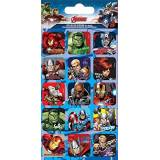 Paper Projects-Adesivi, motivo: Marvel Avengers didascalie Foiled