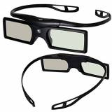 Sintron [Sintron] 2X Universal 3D RF Aktive Shutter Brille Glasses Bluetooth Eyewear Glasses for 2014~2016 Sony 3D TV & 3D Projektor Kompatibel mit TDG-BT500A TDG-BT400A (2 Pairs) , Black , 27g , item in Italy