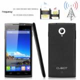 CUBOT X6 5.0 pollici Android 4.2 OS sbloccato Smartphone 3G HD IPS touchscreen MTK6592 Octa core 1.7GHz Dual SIM Dual Standby 1G di RAM 16G ROM 8.0MP Torna obiettivo 5,0 MP fotocamera frontale del cellulare WIFI OTG GPS E-bussola Bluetooth phablet (Nero)