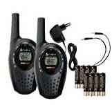 Cobra Walkie talkie MT 600 + auricolare