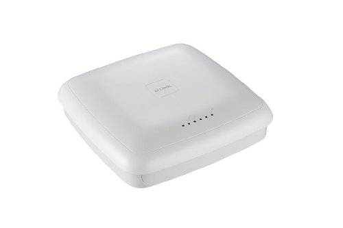 D-Link DWL-3600AP - Access Point Wireless WiFi N 2,4 GHz Unificato, Fino a 300 Mbps, Professionale, Bianco