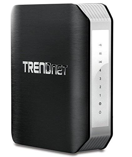 TRENDnet TEW-818DRU, Router wireless dual band AC1900