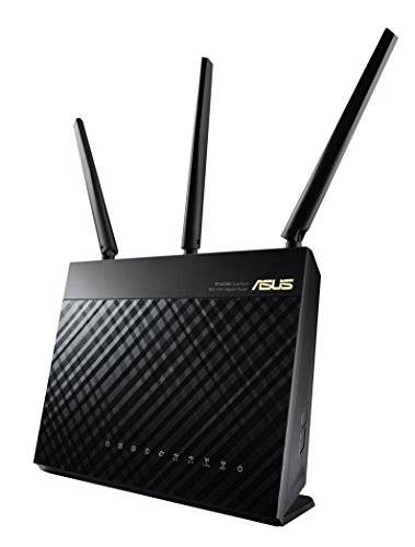 Asus RT-AC68U Router Wireless Dual-band, Nero
