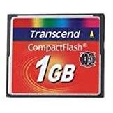 Transcend TS1GCF133 133X Compact Flash 1024 MB