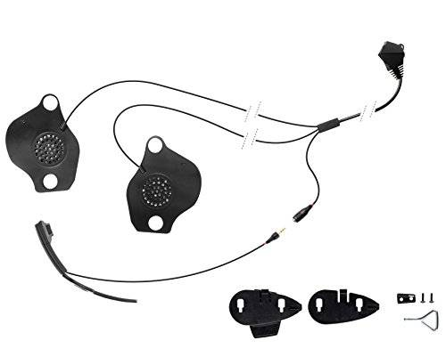 Cellular Line Pro Sound Kit di audio per casco SCHUBERTH/Interfono MC/XT/F5S/F5