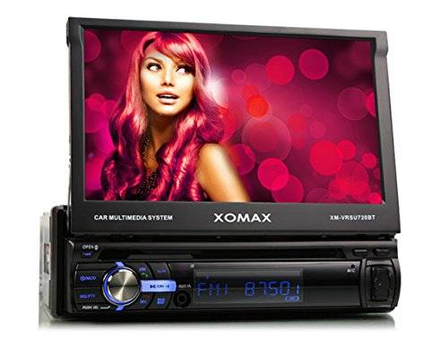 XOMAX XM-VRSU720BT car media receiver - car media receivers