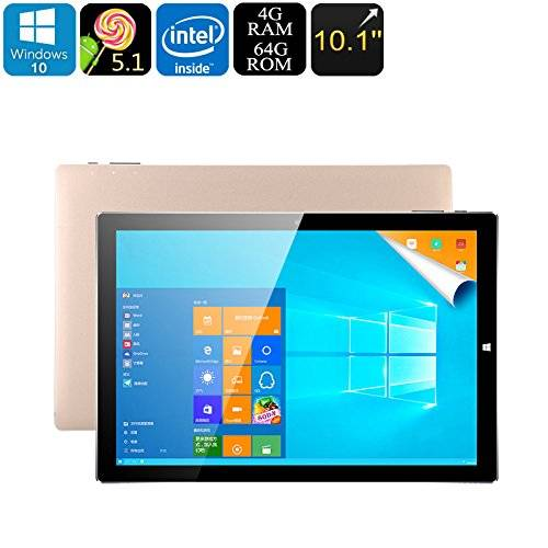 Teclast Tbook 10 S Tablet PC Windows + Android Quad Core RAM 4GB Display 10.1