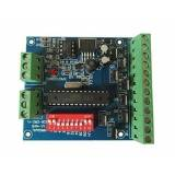 COLORFUL-IT RGBW 8 Channel DMX Controller 2 Group RGBW 8CH Decoder for LED Strip Light