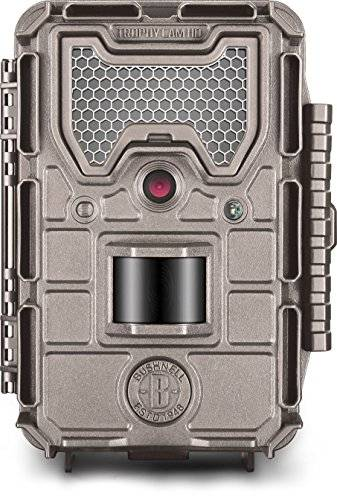 BUSHNELL Videosorveglianza Trophy Cam Hd Essential E3 Low-Glow 16MP Colore Marrone