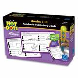 Educational Insights HOT DOTS ACADEMIC VOCABULARY CARD