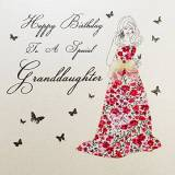 WFS Birthday to a special granddaughter–Qualità–MB11