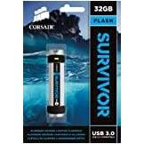 Corsair CMFSV3-32GB Flash Survivor USB 3.0 Memoria USB portatile 32768 MB