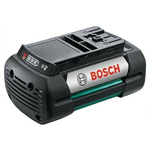 Bosch F016800346 Lithium-Ion 4000mAh 36V rechargeable battery - Rechargeable Batteries (4000 mAh, Lithium-Ion (Li-Ion), 36 V, Black, 1 pc(s))