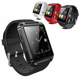 Tera LEMFO - Smartwatch Bluetooth U8 UWatch per Smartphones IOS Android Apple 4/4S/5/5C/5S Android Samsung S2/S3/S4/Note 2/Note 3 HTC Sony Blackberry - Rosso