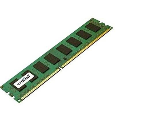 Crucial DRAM, 4 GB, DDR3, 1600 MT/s