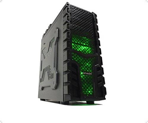 Bononi Informatica Pc Gaming I5 7400/8400 GTX 1060 3gb, 16Gb ram,SSD 240GB, 1TB scheda video nVIDIA GTX1060 Win 10, Pc per Gioco