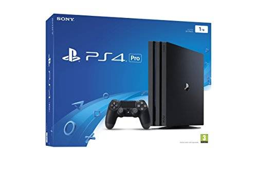 Sony PlayStation 4 Pro 1 Tb A Chassis [Edizione Spagna]