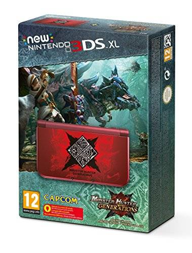 Nintendo New  3DS XL Monster Hunter Generations Limited Edition [Bundle]