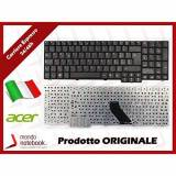 Acer Aspire keyboard IT QWERTY Italiano Nero