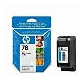HP CB277AE NO.78 PLUS Vivera Inkjet / getto d'inchiostro Cartuccia originale