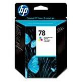 HP C6578D DJ9XX/OJ G55/85/ NO78 Inkjet / getto d'inchiostro Cartuccia originale