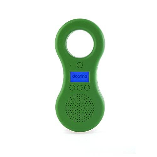 Ocarina Music Player (Verde)
