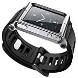 Wimo Labs LunaTik Watchband for iPod nano 6th and 7 Generation (Silver)