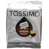 TASSIMO Carte Noire Classic Expresso, Shot Cup Size - (1 x 16 Drinks)