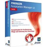 Paragon Software Paragon Hard Disk Manager 12 Suite